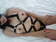 Amateur, Asian, Chinese, MILF, Stockings