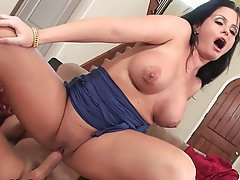 Big Boobs, Big Butts, Brunette, Mature, MILF