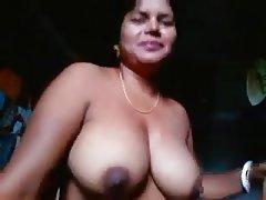 Webcam, Big Boobs, Indian