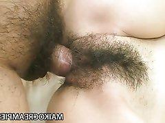 Asian, Close Up, Creampie, Japanese, MILF