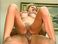 Anal, Big Boobs, Blonde, Double Penetration, Threesome