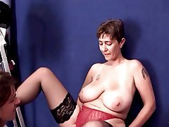 Amateur, Big Boobs, Brunette, Mature, MILF