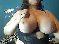 Big Boobs, MILF, Webcam