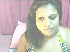 Indian, Mature, Webcam