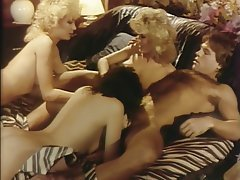 Cumshot, Group Sex, Hairy, MILF, Vintage