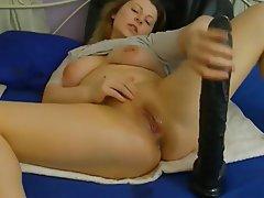 Amateur, Anal, Masturbation, Webcam