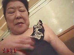 Asian, Chinese, Granny, Japanese