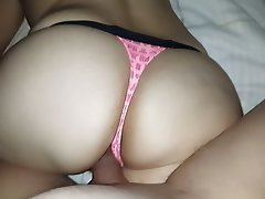 Amateur, Big Butts, Lingerie, POV