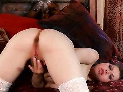 Babe, Big Ass, Big Tits, Creampie, Masturbation