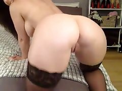 Babe, Big Boobs, Masturbation, Webcam